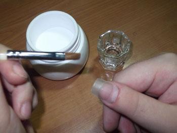 Как сделать акриловые ногти фото 685