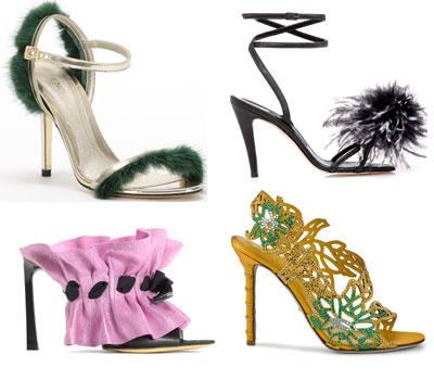 Женские сандалии Мода сладкий большой цветок клип Босоножки Z-HSX-8 черный