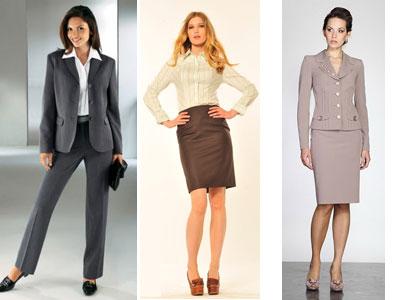 деловой стиль одежды фото для девушек