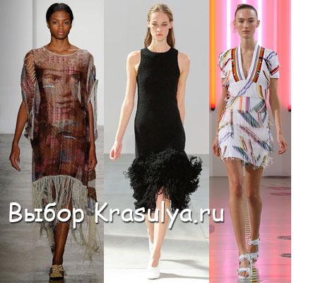 Сшить летние платья 2015