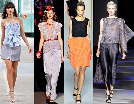 Женская блузка - всегда предмет повышенного интереса, как со стороны...