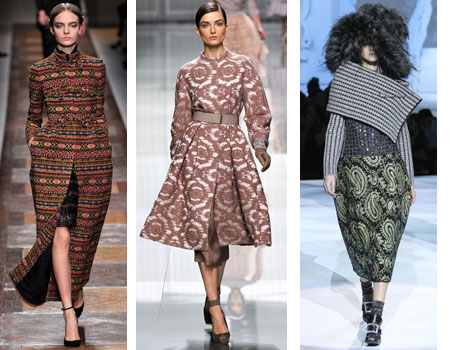 Тенденции осень зима 2012 2013 мода 2012 2013