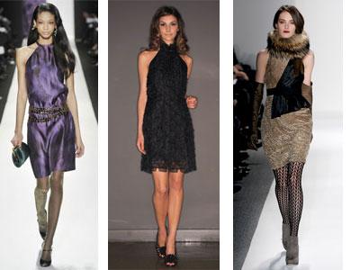 Мода осень-зима 2011-2012