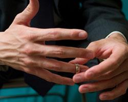 Как сказать женатому мужчине о своих чувствах