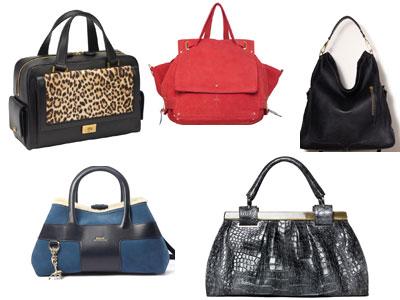 Модные сумки для девушек (сезон 2012)