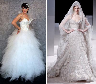 Свадебное платье 2012 когда