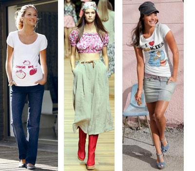 Модные топы и футболки 2011 для девушек.  Автор:Admin.